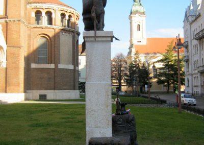 Szeged - gulágra elhurcolt áldozatok emlékműve 2016.12.10. küldő-Emese