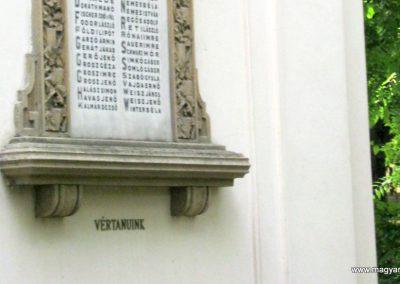Szeged régi zsinagóga I. világháborús emléktáblák 2014.08.31. küldő-Emese (8)