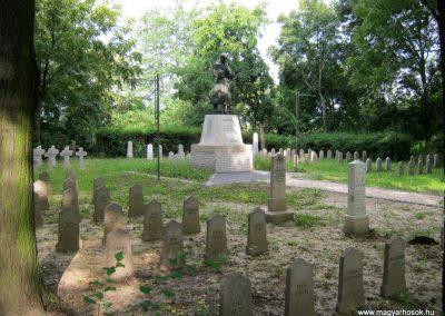 Szeged református temető I. világháborús emlékmű 2014.08.20. küldő-Emese (1)