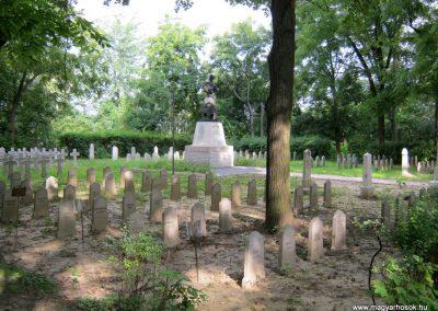 Szeged református temető I. világháborús emlékmű 2014.08.20. küldő-Emese