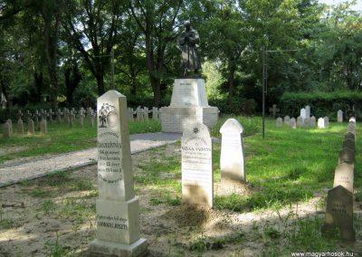 Szeged református temető I. világháborús emlékmű 2014.08.20. küldő-Emese (8)