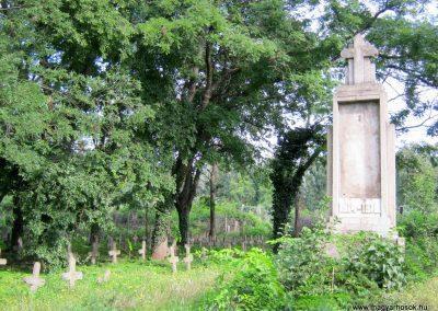 Szeged szerb temető I. világháborús emlékmű 2014.08.20. küldő-Emese (1)