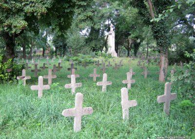 Szeged szerb temető I. világháborús emlékmű 2014.08.20. küldő-Emese