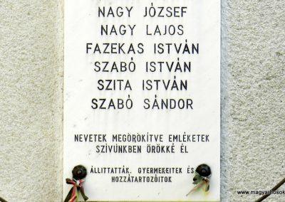 Szegerdő II. világháborús emlékmű 2014.08.31. küldő-Huber Csabáné (3)