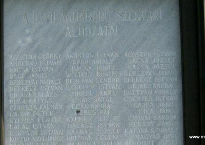 Szegvár II. világháborús emlékmű 2015.06.07. küldő-Emese (8)