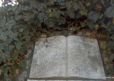 Szeleste - Alsószeleste világháborús emlékmű 2009.01.07. küldő-gyurkusz (3)