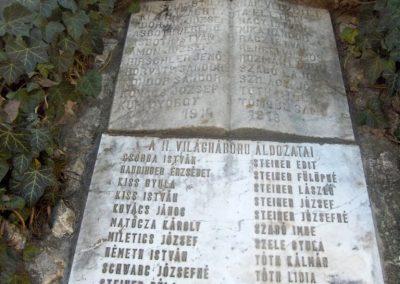 Szeleste - Alsószeleste világháborús emlékmű 2009.01.07.küldő-gyurkusz (2)