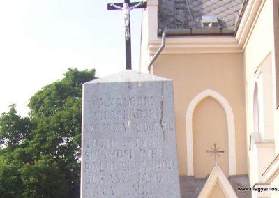 Szelevény II.vh emlékmű 2009.05.14. küldő-Miki (1)