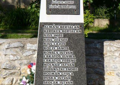 Szemere II.vh emlékmű 2009.05.21.küldő-Gombóc Arthur (1)