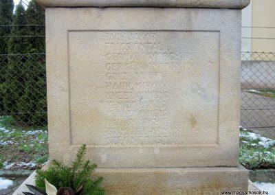 Szendehely I. világháborús emlékmű 2012.12.17. küldő-kalyhas (4)