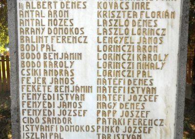 Szentábrahám I. világháborús emlékmű 2017.08.22. küldő-Szklenár László (3)