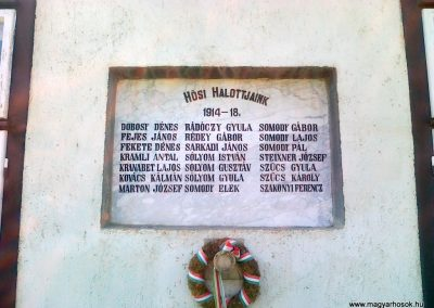 Szentantalfa világháborús emléktáblák 2010.08.12. küldő-Csiszár Lehel (1)