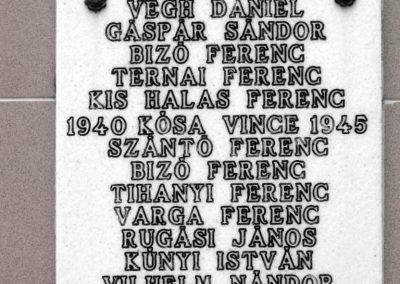 Szentdénes világháborús emlékmű 2010.05.22. küldő-KRySZ (2)