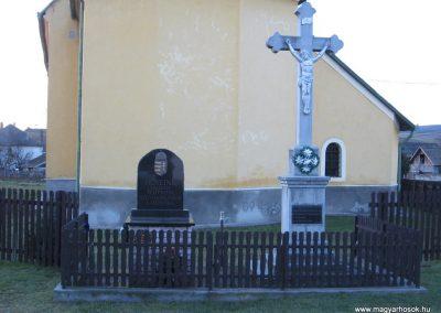 Szentdomonkos világháborús emlékmű 2007.12.04. küldő-kalyhas