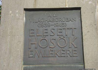 Szentendre II.vh emlékmű 2008.08.14. küldő-Huszár Peti (3)