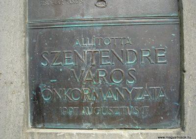 Szentendre II.vh emlékmű 2008.08.14. küldő-Huszár Peti (7)