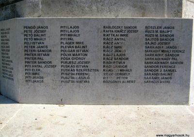 Szentes Erzsébet tér felújított I. világháborús emlékmű 2018.09.18. küldő-Bali Emese (12)
