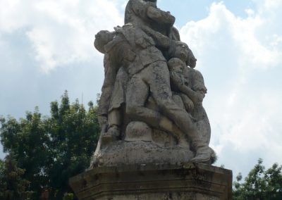 Szentes I. világháborús emlékmű 2012.08.02. küldő-Sümec (1)