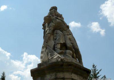 Szentes I. világháborús emlékmű 2012.08.02. küldő-Sümec (19)