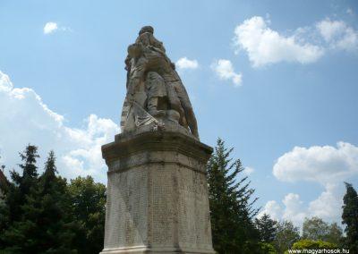 Szentes I. világháborús emlékmű 2012.08.02. küldő-Sümec (24)