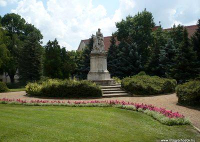 Szentes I. világháborús emlékmű 2012.08.02. küldő-Sümec (4)
