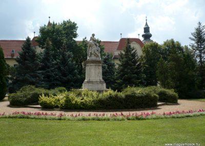 Szentes I. világháborús emlékmű 2012.08.02. küldő-Sümec