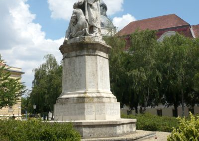 Szentes I. világháborús emlékmű 2012.08.02. küldő-Sümec (9)