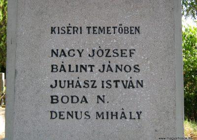 Szentes Kálvária temető I. világháborús emlékmű és sírok 2018.09.18. küldő-Bali Emese (11)