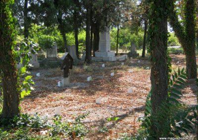 Szentes Kálvária temető I. világháborús emlékmű és sírok 2018.09.18. küldő-Bali Emese