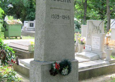 Szentes Kálvária temető II. világháborús emlék 2014.06.14. küldő-Emese (1)