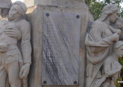 Szentgotthárd-Rábatótfalu I. világháborús emlékmű 2015.04.25. küldő-Bagoly András (2)