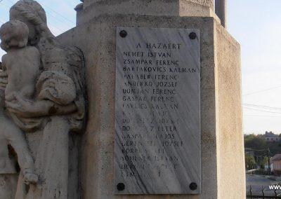 Szentgotthárd-Rábatótfalu I. világháborús emlékmű 2015.04.25. küldő-Bagoly András (7)