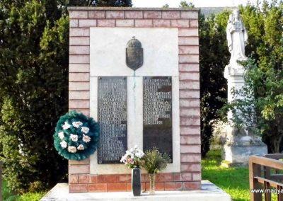 Szentimrefalva világháborús emlékmű 2014.10.07. küldő-Méri (3)