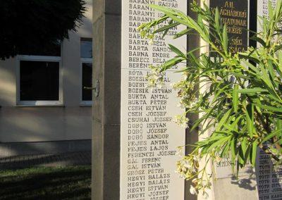 Szentistván II. világháborús emlékmű 2017.07.12. küldő-kalyhas (4)