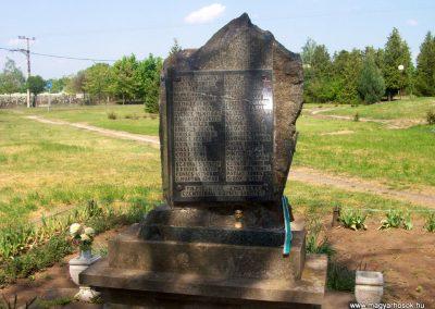 Szentkirály világháborús emlékmű 2009.05.02. küldő-miki (5)