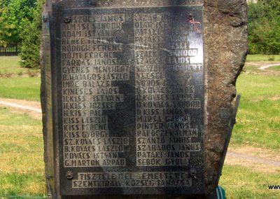 Szentkirály világháborús emlékmű 2009.05.02. küldő-miki (6)