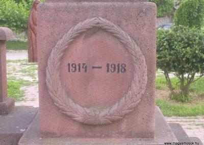 Szentkirályszabadja I.vh emlékmű 2009.05.22.küldő-Magyar Benigna (2)