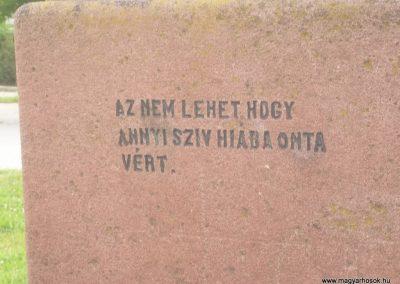 Szentkirályszabadja I.vh emlékmű 2009.05.22.küldő-Magyar Benigna (6)
