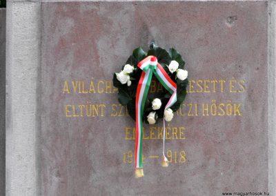 Szentlőrinc I.vh emlékmű 2010.05.22. küldő-KRySZ (2)