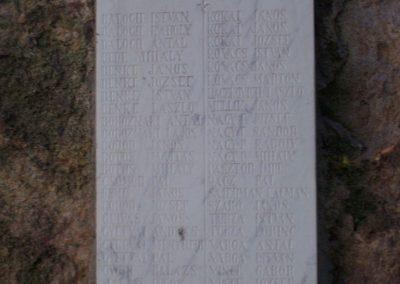 Szentlőrinckáta világháborús emlékmű 2009.09.30. küldő-miki (6)