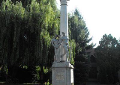 Szentpéterfa világháborús emlékmű 2009.09.02.küldő-Gyurkusz