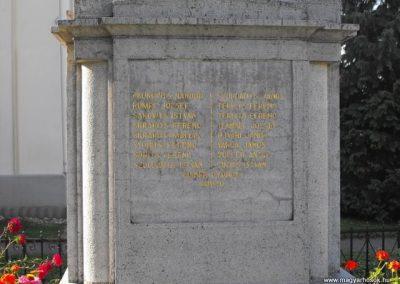 Szentpéterfa világháborús emlékmű 2009.09.02.küldő-Gyurkusz (5)