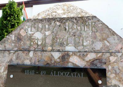 Szentpéterszeg hősi emlékmű 2018.05.28. küldő-Bóta Sándor (3)