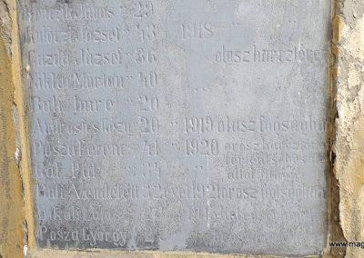 Szenyér I. világháborús emlékmű 2014.10.25. küldő-kalyhas (6)
