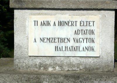 Szepetnek I.vh emlékmű 2010.07.14. küldő-Sümec (2)