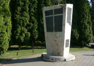 Szepetnek II.vh emlékmű 2010.07.14. küldő-Sümec
