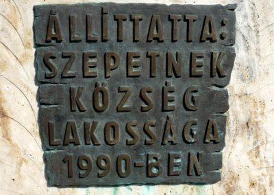 Szepetnek II.vh emlékmű 2010.07.14. küldő-Sümec (5)
