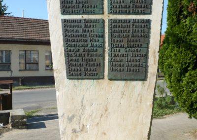 Szepetnek II.vh emlékmű 2010.07.14. küldő-Sümec (6)
