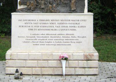 Szerencs kényszermunkára hurcoltak emlékműve 2017.07.18. küldő-Emese (4)