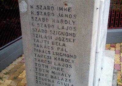 Szerep világháborús emlékmű 2011.08.09. küldő-Sándor Zoltán (3)